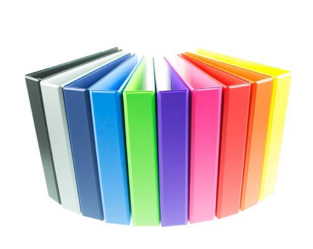 Angebot anfordern für PVC Ringbücher